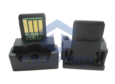 SHARP MX-C30 toner chip